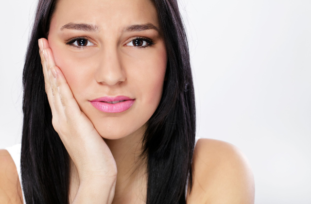 toothache dental and teeth pain